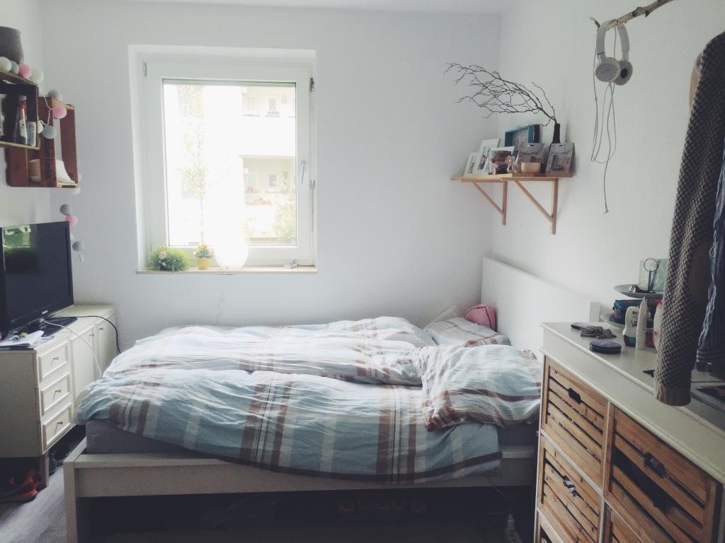 Schlafzimmer Bilder ~ Hübsches wg zimmer in mainz. #wgzimmer #schlafzimmer #einrichtung
