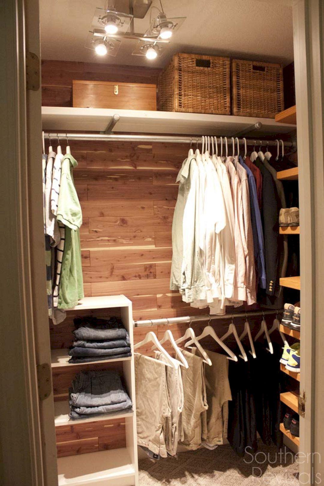 Sublime 70 Best Man Closet Design Ideas To Easily Organize Https Decoredo