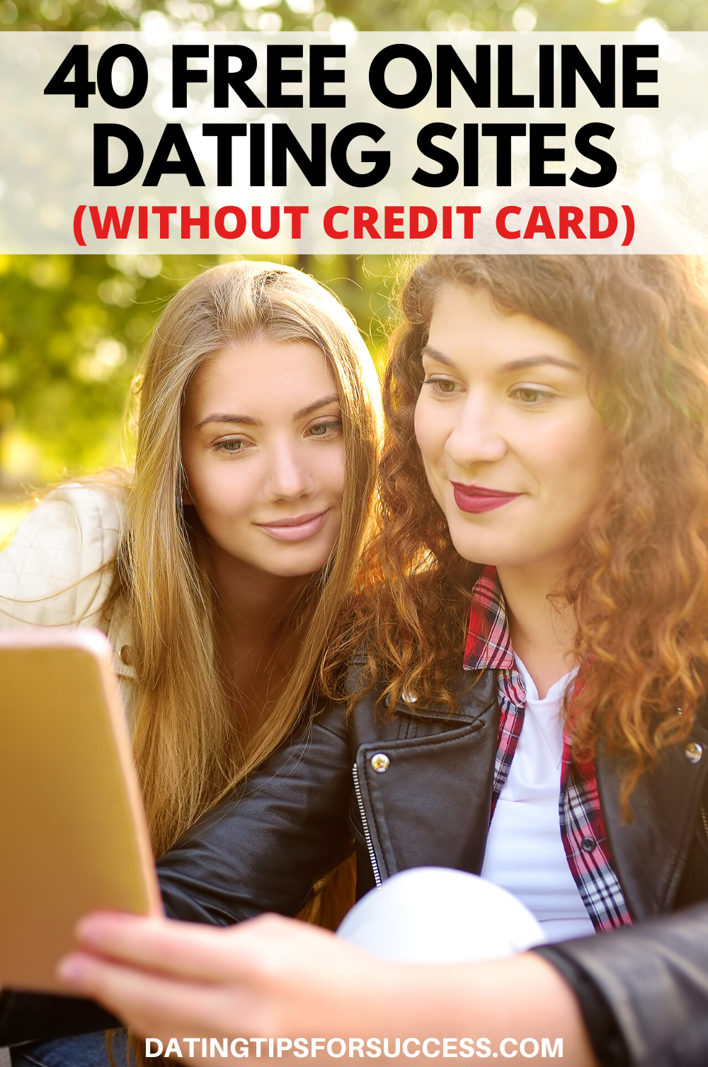 40 Free Online Dating Sites Without Credit Card in 2020