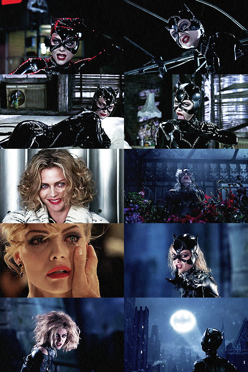 How can you be so mean to someone so meaningless? - Catwoman / Selina Kyle / Michell Pfeiffer