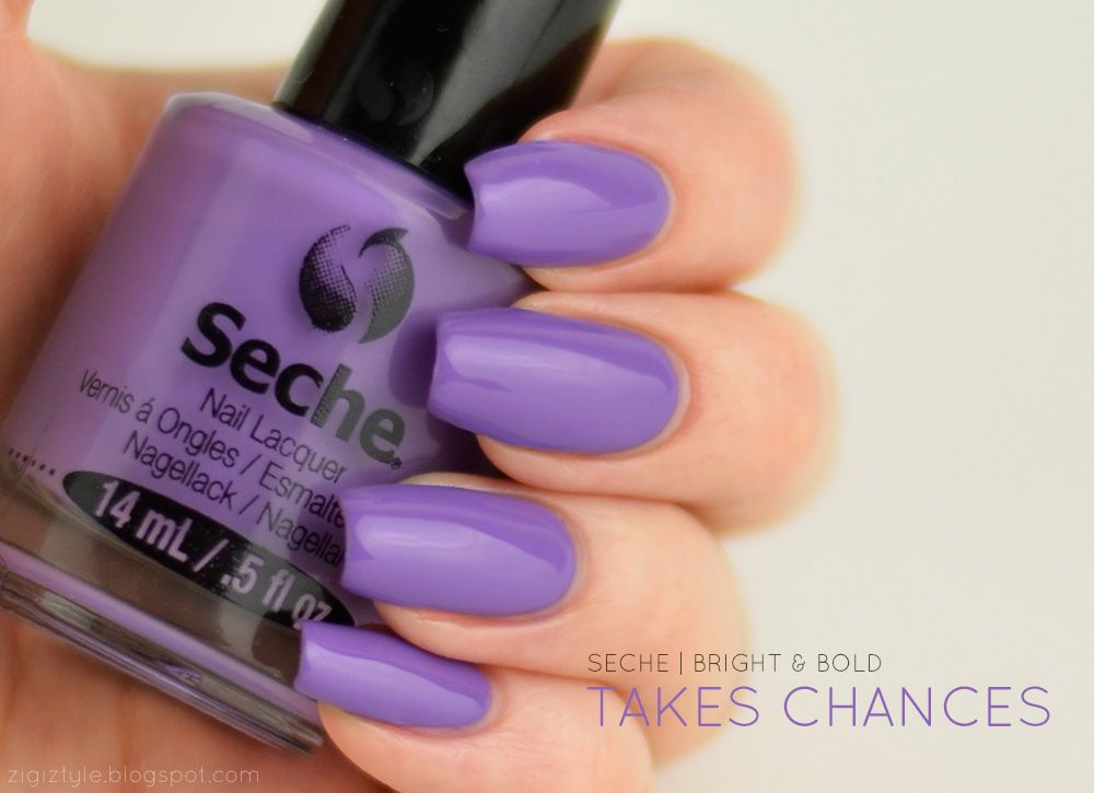 ZigiZtyle: Seche Bright and Bold Collection