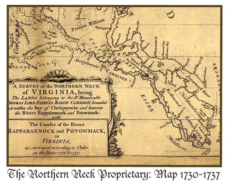 love maps love the Northern Neck image inspiration