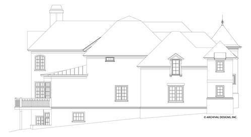 Chastain Castle House Plans