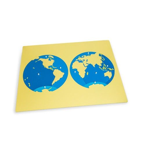 Montessori puzzle map of the oceans montessori pinterest montessori puzzle map of the oceans gumiabroncs Images
