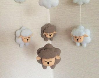 Pin By Silvia Dagostini On Baby Elephant Baby Mobile