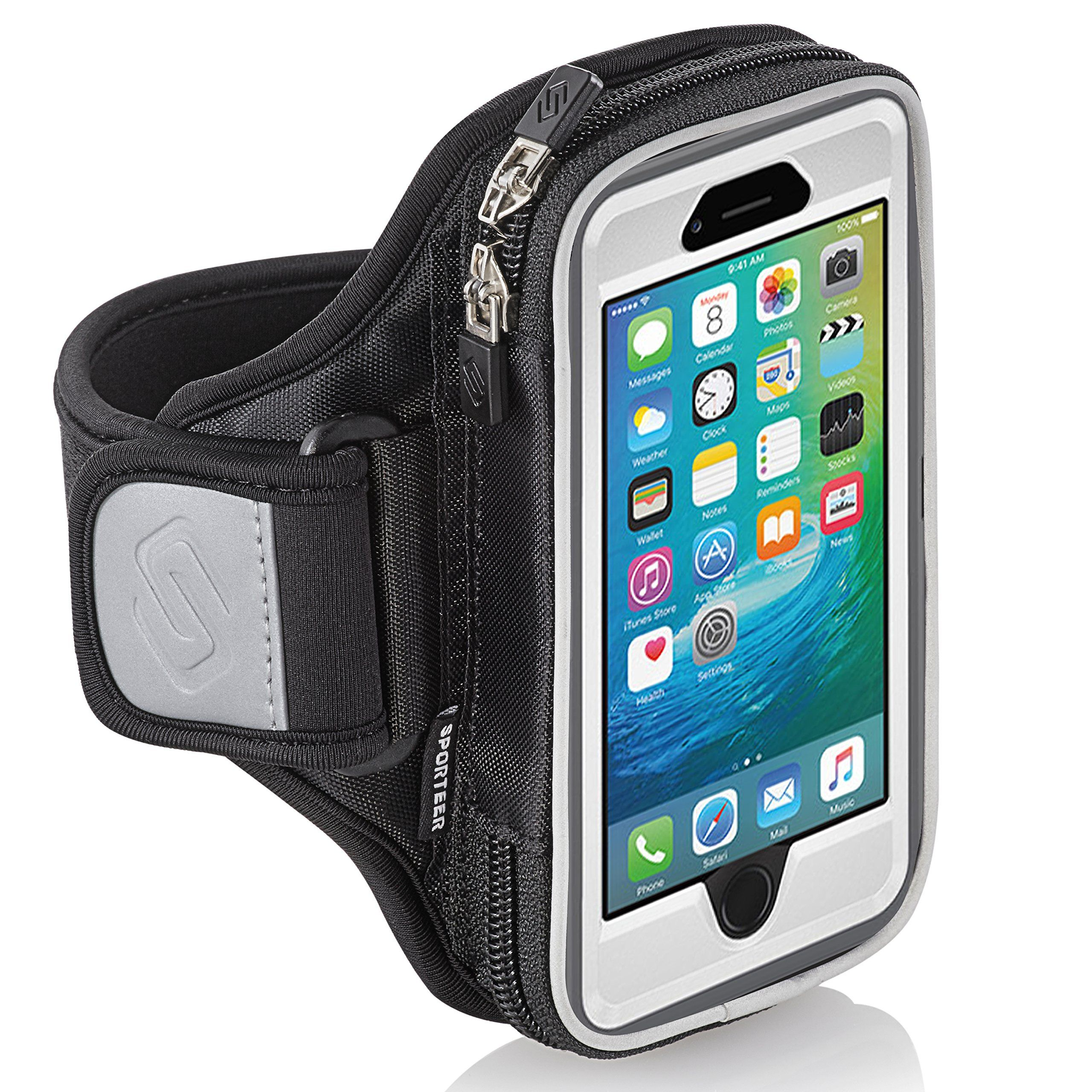 Sporteer Entropy E6 Modular Armband for iPhone X iPhone 8 iPhone 7 iPhone