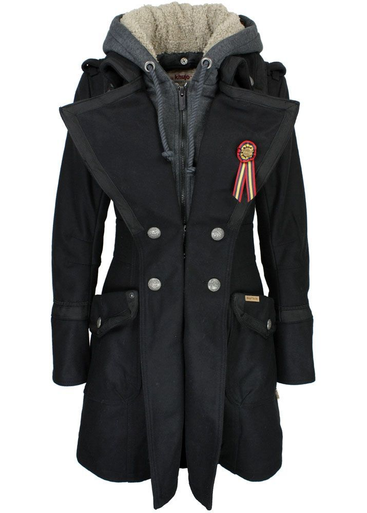 Khujo mantel