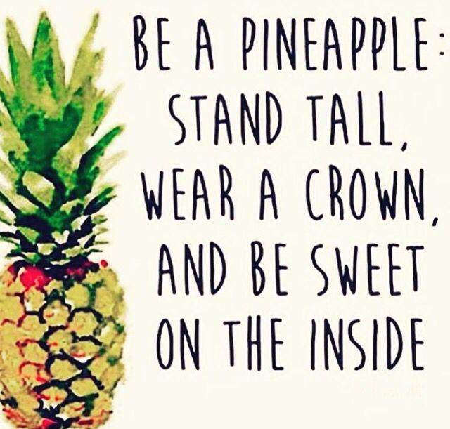 Pineapples! | beautiful words | Pinterest | Senior quotes ...