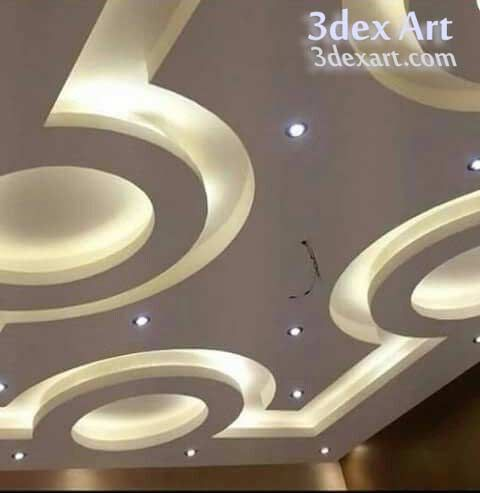 New false ceiling designs ideas for bedroom 2018 with LED ...