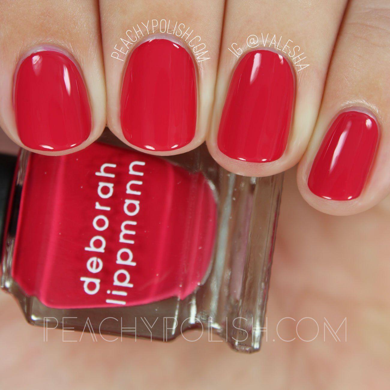 Deborah Lippmann Strawberry Fields Forever | Very Berry Mini Set ...