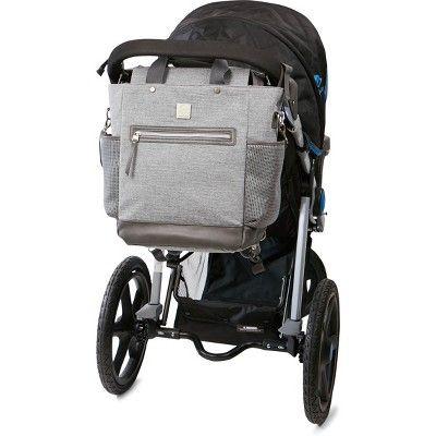 Ergobaby Coffee Run Hybrid Back Pack Diaper Bag Grey Products