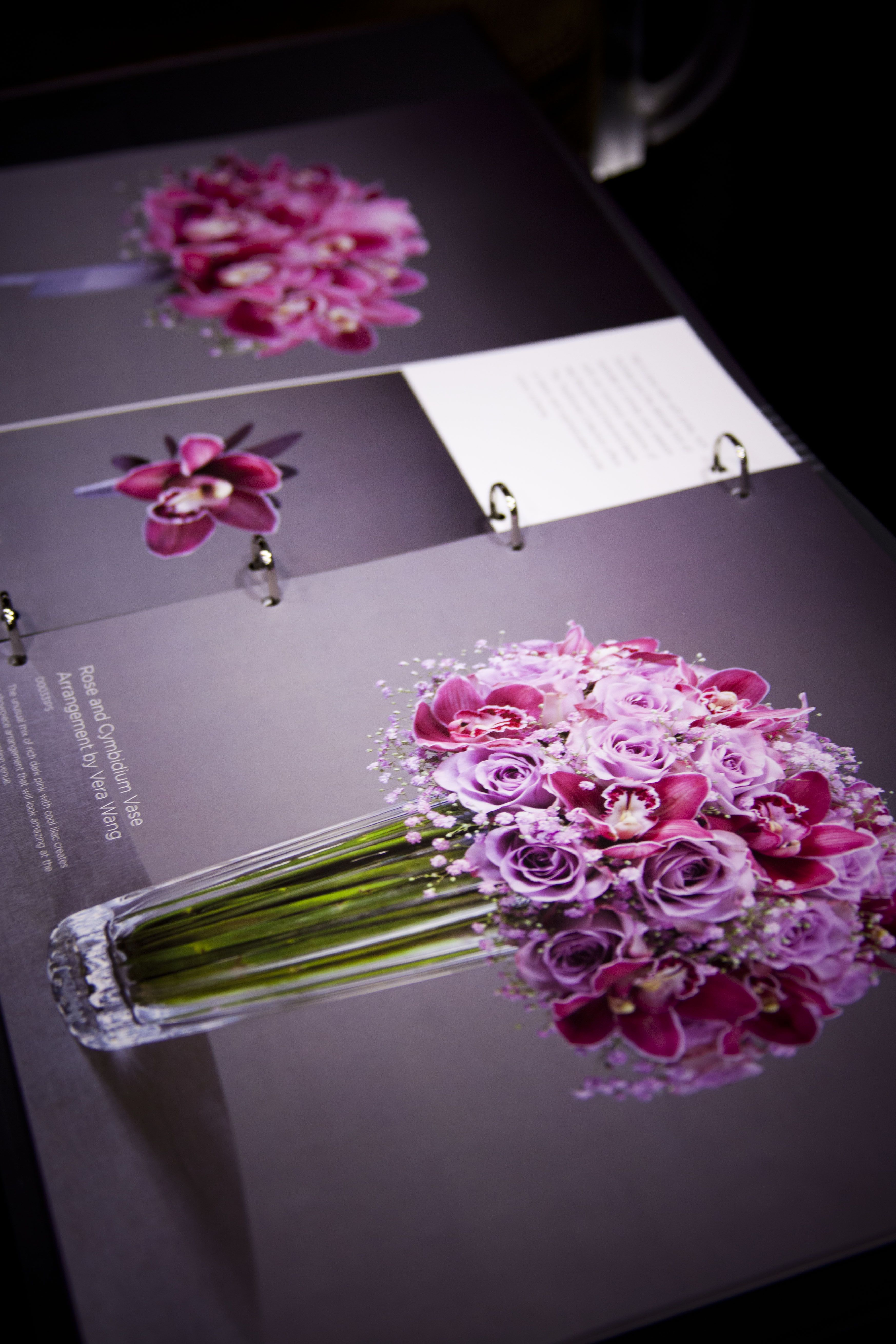 Designer Wedding Flowers Collection By Vera Wang Available Exclsuively At Interflora