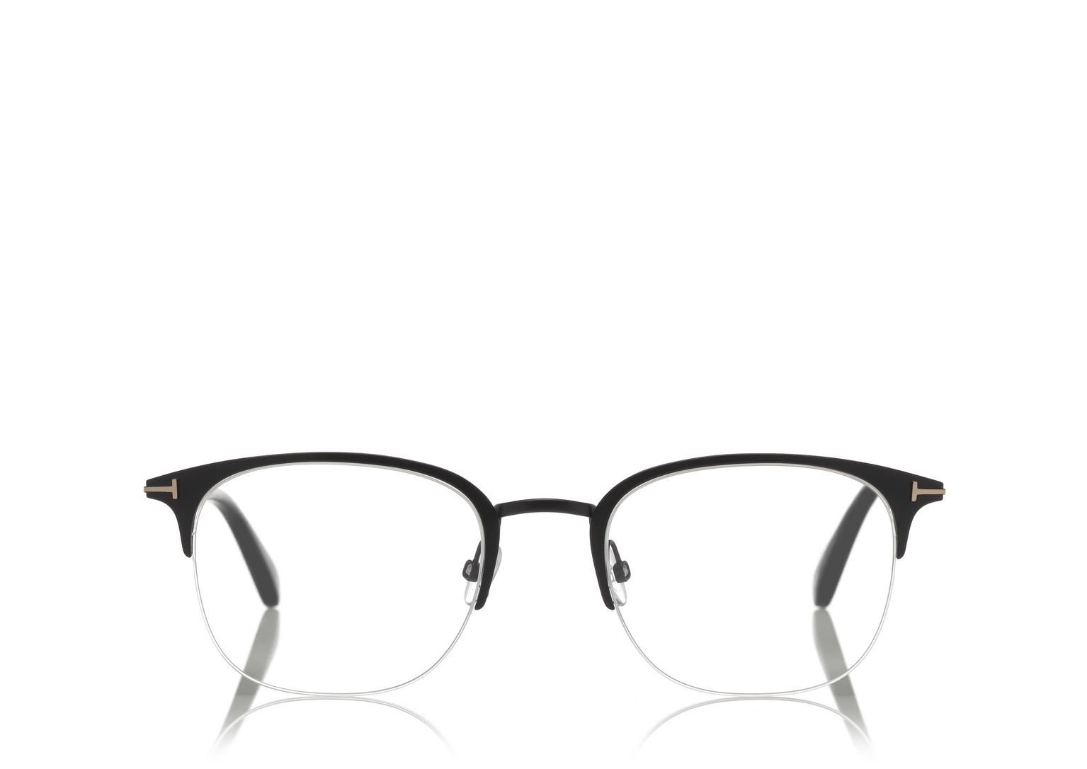 febb8971c2 Metal soft square optical frame