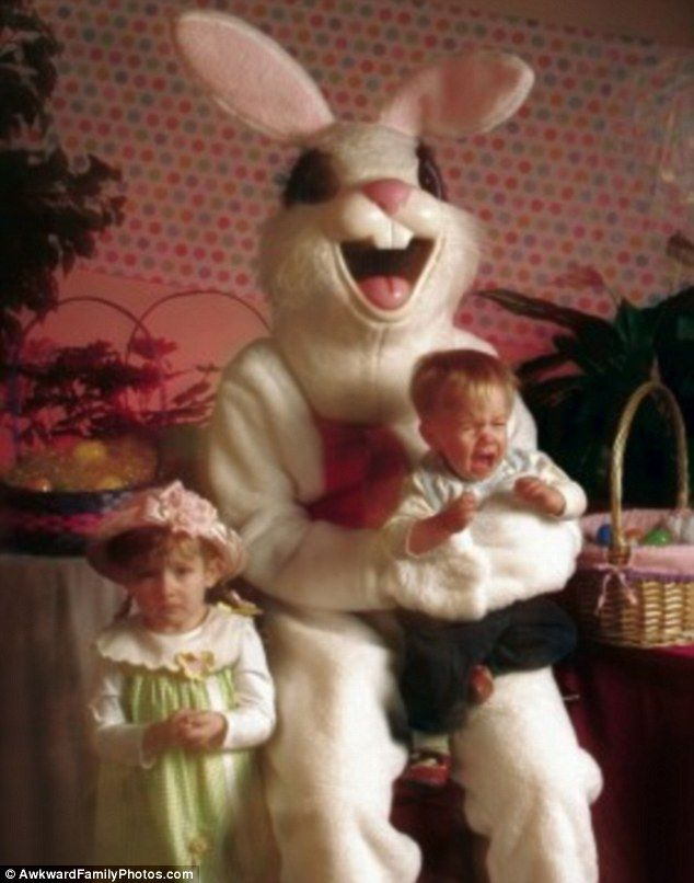 Bad Bunny The Worst Easter Bunnies Of All Time Chocolate - 26 creepy easter bunnies