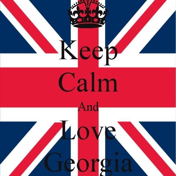 Love Georgia Keep Calm Pictures Georgia On My Mind Georgia