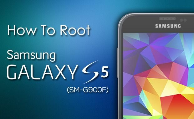 How To Root Samsung Galaxy S5 SM-G900F With Chainfire CF-Auto-Root