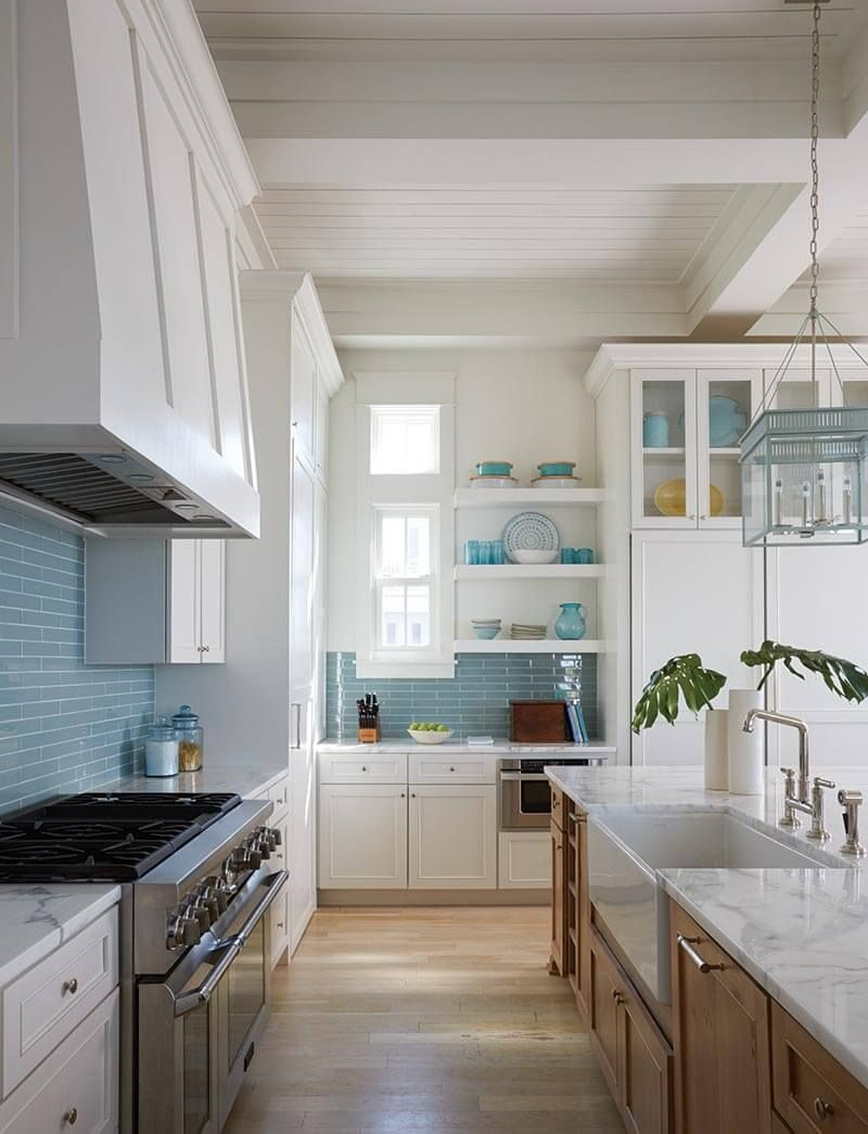 Best Coastal Kitchens Beach Decor Ideas For 2020
