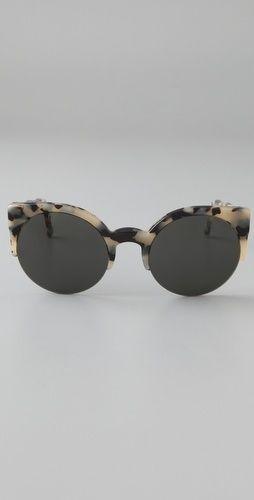 Super Sunglasses Lucia Sunglasses - StyleSays
