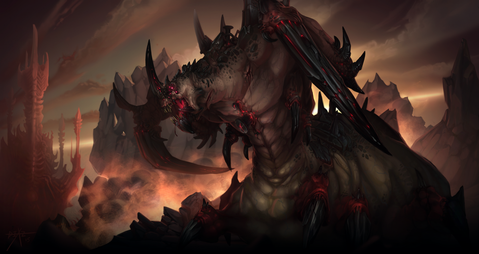 my rendition of duriel the lord of pain from the diablo universe he was always my favorite boss see my process in this full timelapse video yout