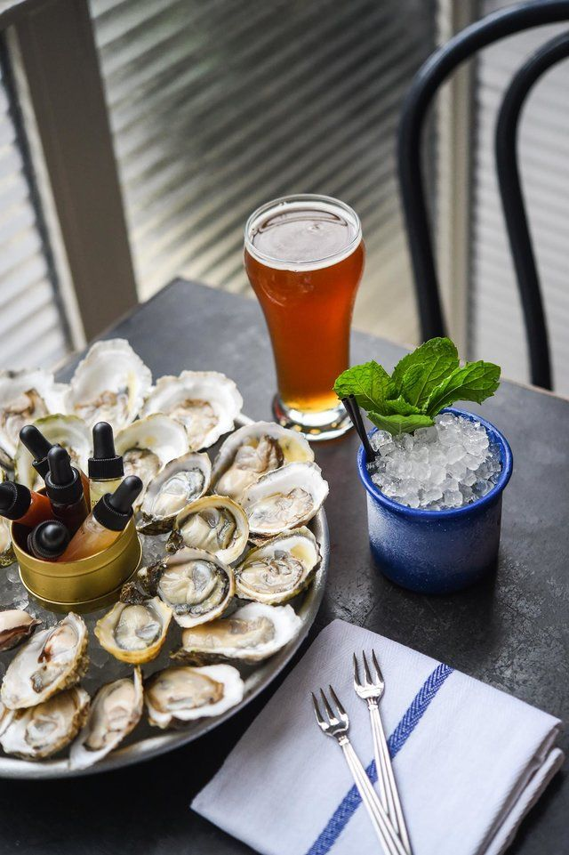 The Best Oyster Spots In NYC
