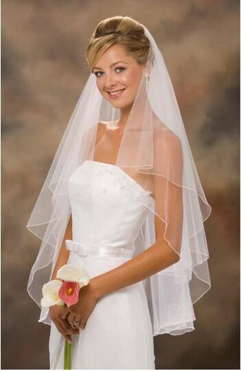 Cheap Wedding Veil With Comb Buy Quality Directly From China Suppliers Short Ivory White Bridal Veils