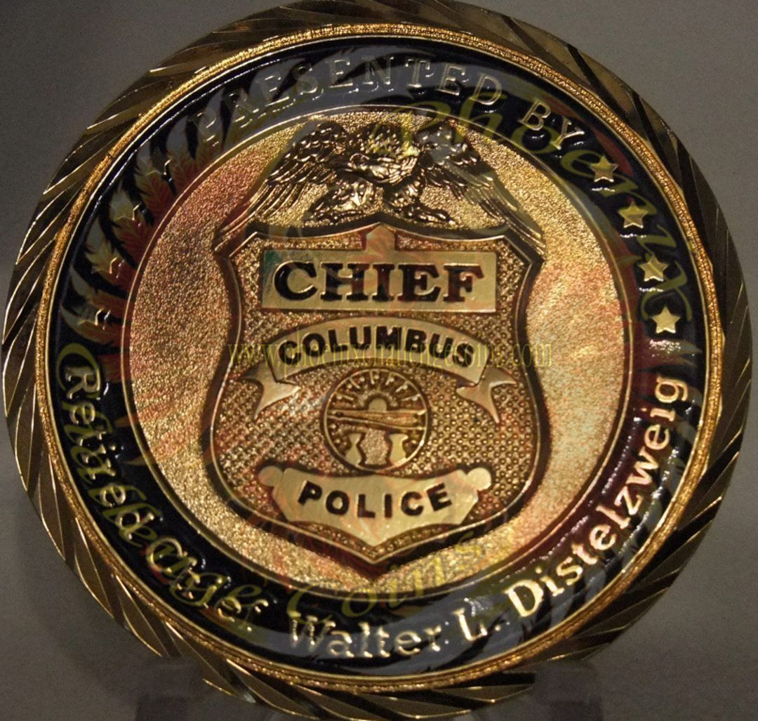 Custom Challenge Coins Military Challenge Coins