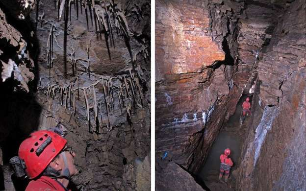 Explorers In Montreal Have Discovered A Massive New Cavern Beneath