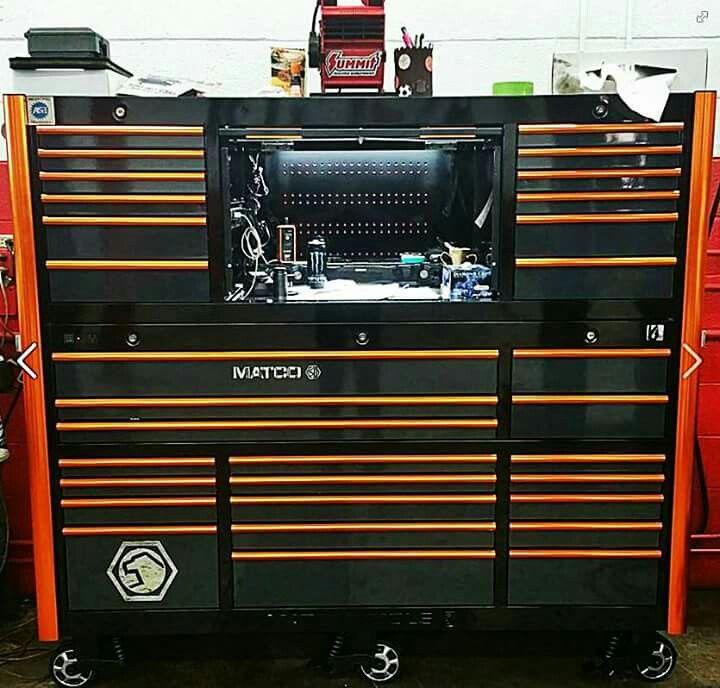 Matco Tool Storage Listitdallas