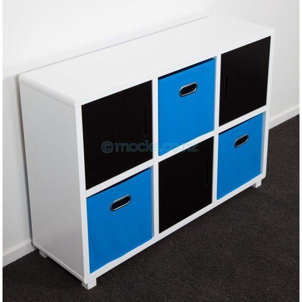 Kids Storage Cube Organizer Toy Box Kids Bedroom Furniture: Kids Bedroom Furniture