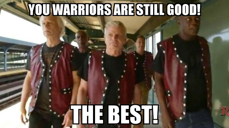 The Warriors- Last Subway Ride Home.