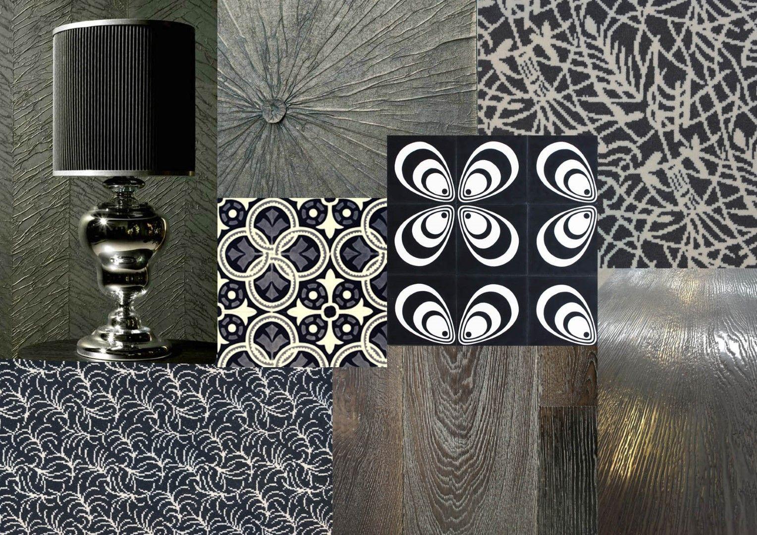 tendance graphique noir blanc rev tements muraux coriolis collection retrouver dans notre. Black Bedroom Furniture Sets. Home Design Ideas