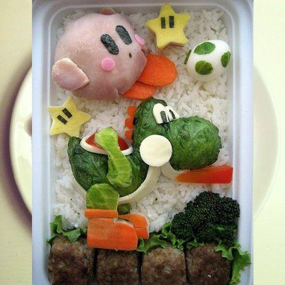 Food Art : Des plats équilibrés qui donnent envie aux