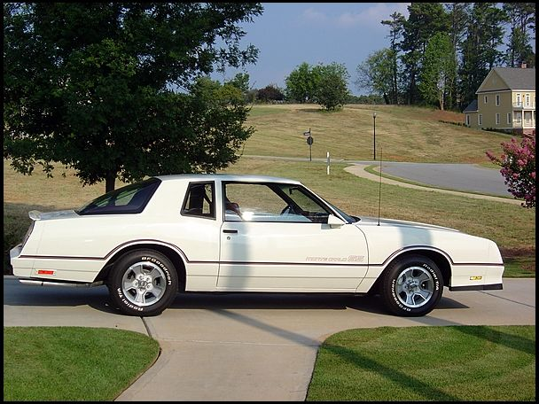 1986 Chevrolet Monte Carlo Aerocoupe 350 350 Hp 18250 32 Of 200 Aerocoupes Made In 1986 To Qualify Chevrolet Monte Carlo Chevy Muscle Cars Monte Carlo