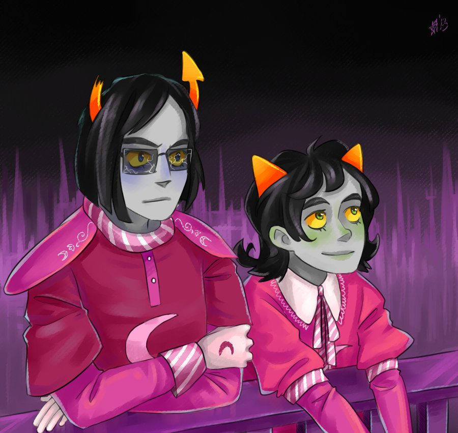 20 Equius X Nepeta Pictures And Ideas On Meta Networks