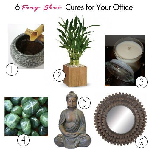 Incorporating Feng Shui Into The Home Office #fengshui