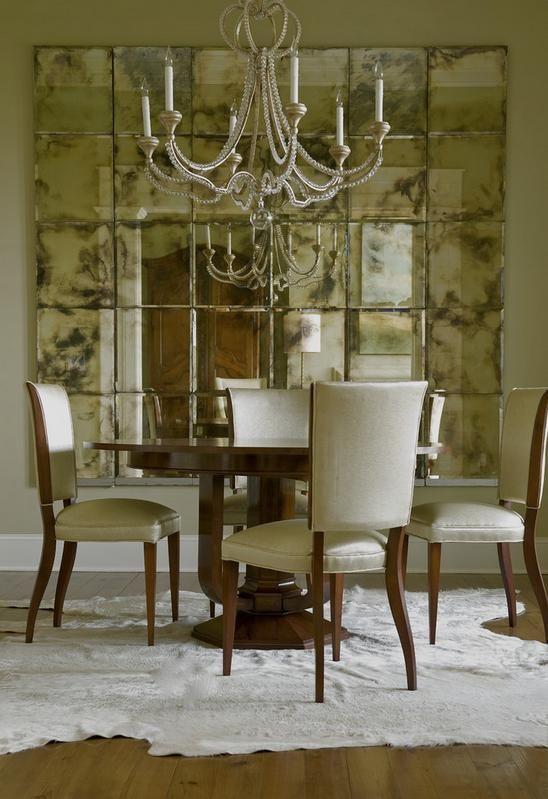 Antique Dining Room Mirrors