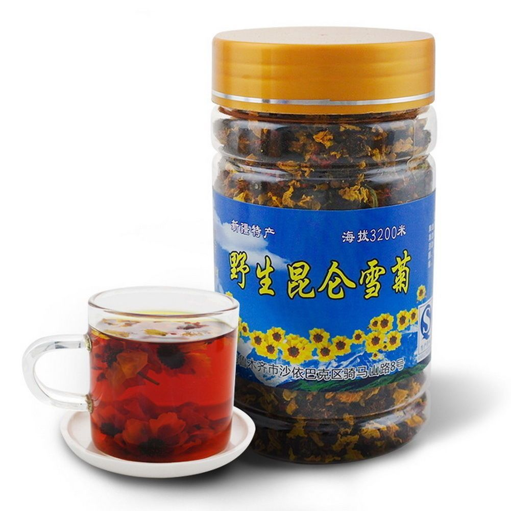 Premium Kunlun Mountain Snow Chrysanthemum Daisy Tea Flower Tea Gh
