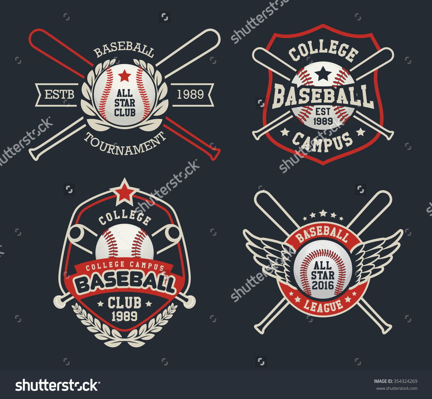 Softball League Champs Vector T-Shirt Design | Softball
