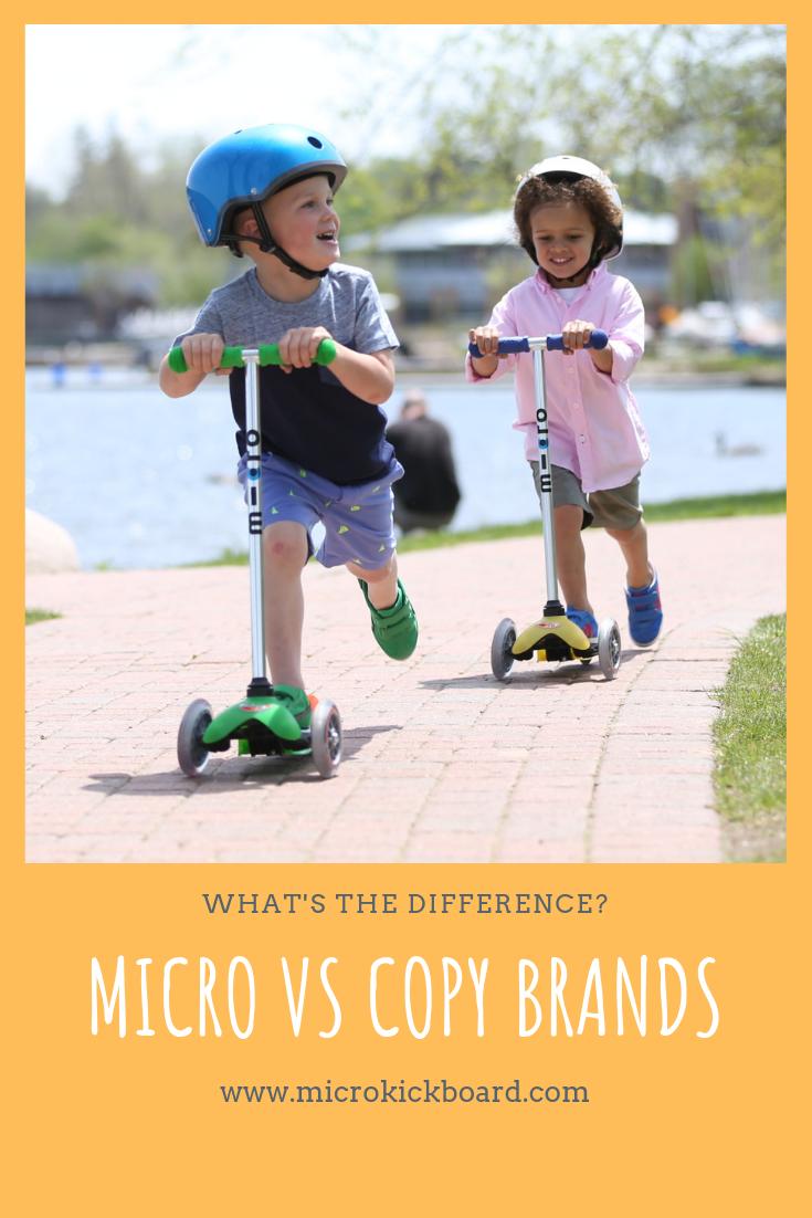Micro Vs Copy Brands What Makes Micro The Premium Brand Kids