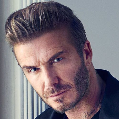 Celebrity Hairstyles For Men - Celebrity Hairstyles For Men David Beckham Haircut, Beckham