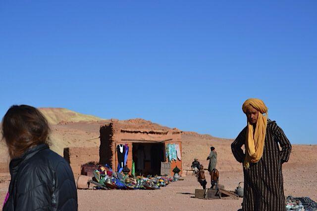 Viaggio verso il deserto