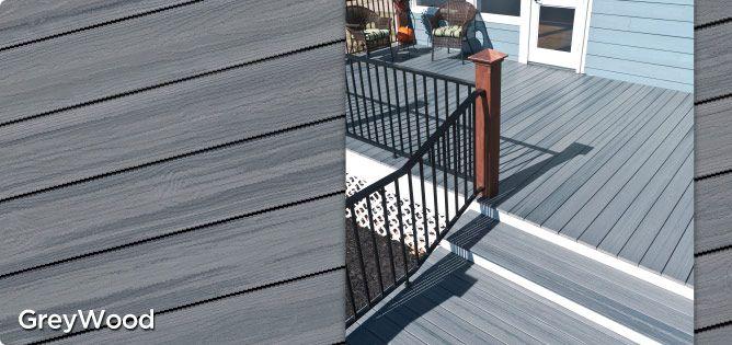 Evergrain Envision Composite Decking Deck Color Pinterest