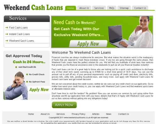 Easy approval installment loans for bad credit picture 2