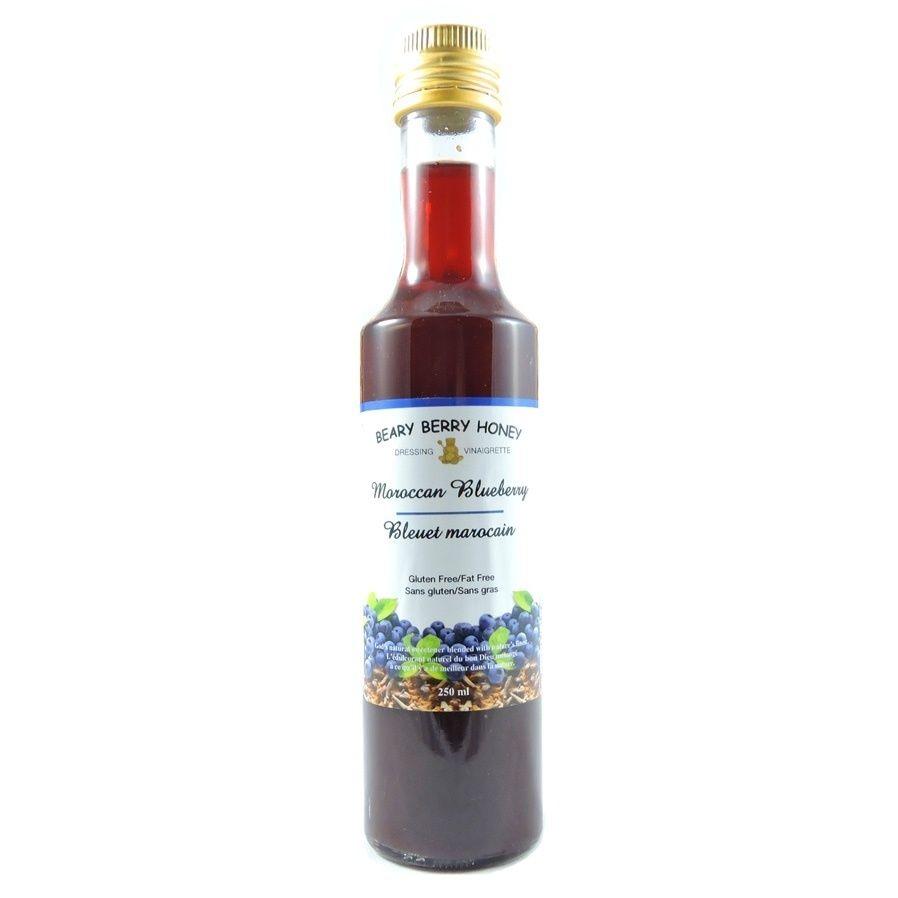 Moroccan Blueberry Vinaigrette