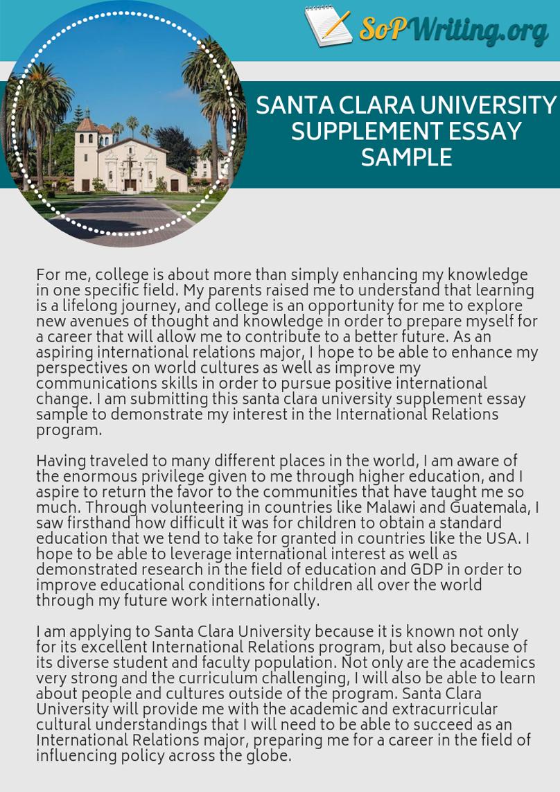 Help with supplement essays