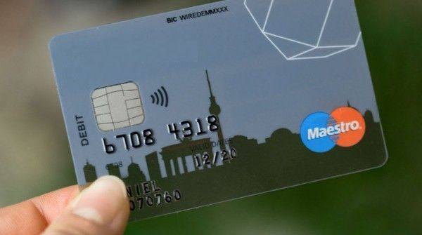 Konto Girokonto Kreditkarte Berlin Deutschland Mastercard Kreditkart Maestro Card Ohne Schufa Girokonto Kredit Ohne Schufa Kreditkarte