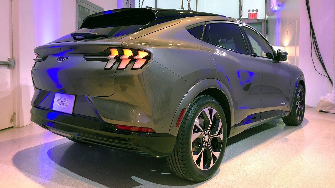 9 Fascinating Facts About The Ford Mustang Mach E In 2020 Ford Mustang Mustang Ford
