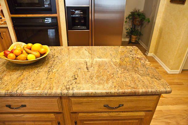 Crema Bordeaux Granite Kitchen Countertops Austin For