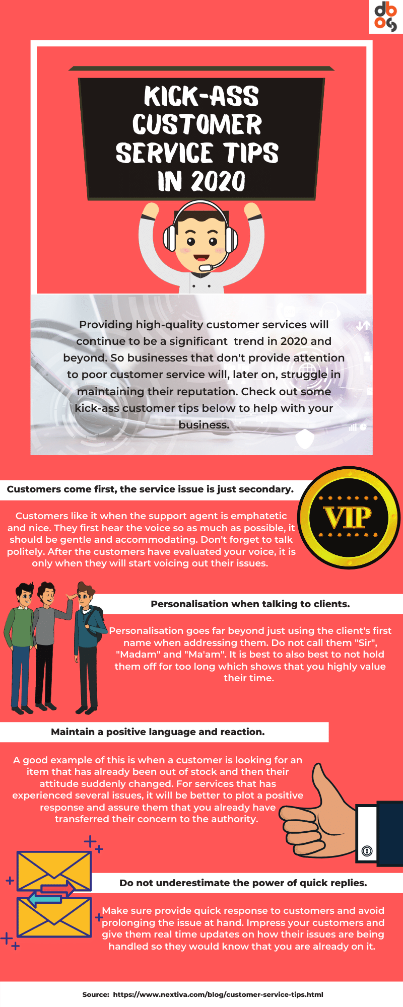 Providing highquality customer service will continue to