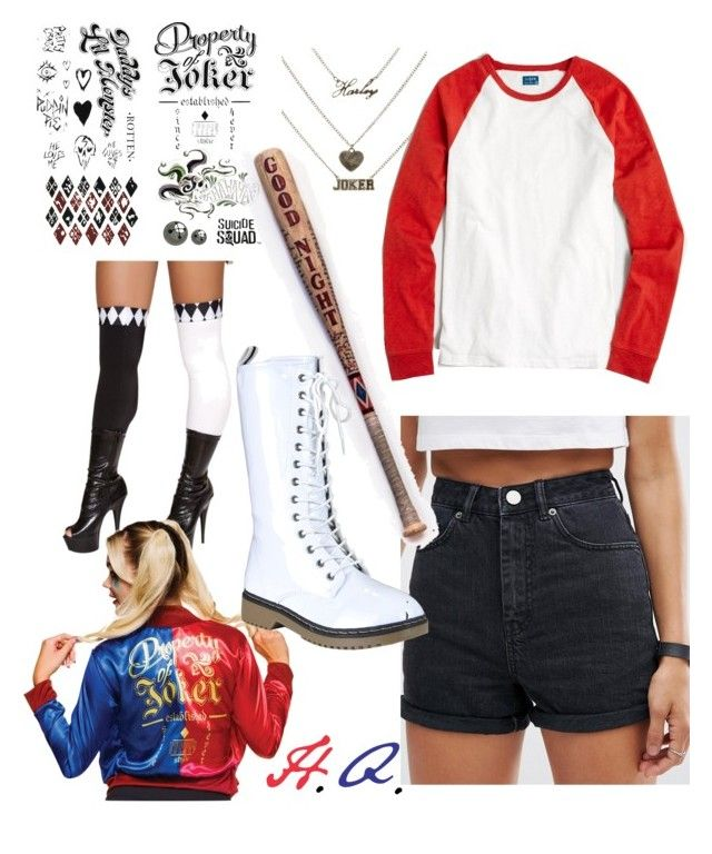 """H.Q."" by vmse1997 on Polyvore featuring ASOS and J.Crew"